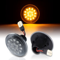 LED Indicators for all Range Rover III, L322 2002-2012 Clear Glass [72109]