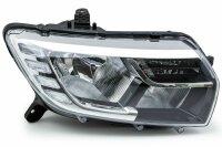 Original Dacia Logan Headlight Right LED Daytime Running Lights from Yr 2017>
