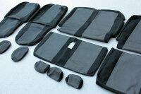 10tlg Sitzbezüge für Dacia Duster Phase 1...