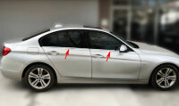 Stainless Steel Window Chrome For BMW 3ER F30 Year From 2011- 4TLG Set Polished