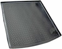 Boot Liner for Audi Q7 Type 4L 2005-2015 Exact Fit with Edge [0230]