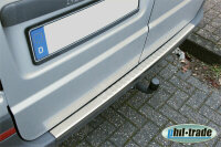 Bumper Stainless Steel Matte For MB Vito Viano W639 Yr...