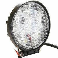 6 LED 18W ARBEITS SCHEINWERFER LADERAUM ARBEITS LAMPE 12V 24V FLUT LICHT [18WA]