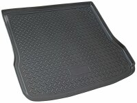 Boot Liner for Audi Q5 8R SUV Year 2008-2017 Exact Fit with Edge [0210]