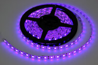 LED bar Ultra Violet 5 M 300 x 5050 SMD uv Stripes Stripe...