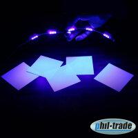 Led Leiste UV Licht 15 x 5050 POWER smd Schwarzlicht...