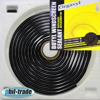Butyl Tight Band Black Mounting Tape Body Gasket Mudguard...