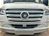 Stainless Steel Grill Trim Chrome for Mercedes Sprinter W907, W910 from Yr 2018