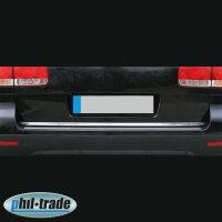 EDELSTAHL CHROM KOFFERRAUMLEISTE UNTEN für VW TOUAREG I | TYP 7L | BJ 2002-2010