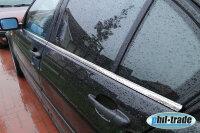 Stainless Steel Window Chrome For BMW 3ER E46 1998-2005...
