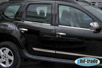 Stainless Steel Window Chrome For MB Citan 415, Renault Kangoo II For 4 Doors