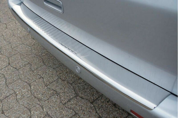 LADEKANTENSCHUTZ EDELSTAHL CHROM für VW T5 | TRANSPORTER, CARAVELLE, MULTIVAN