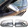 Stainless Steel Mirror Casing for Audi A3 8P,A4 B6 B7,A6 4F all Year 2000-2008