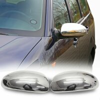 Stainless Steel Mirror Casing For Ford Focus I all Models...