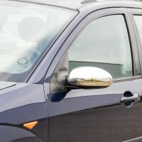 Stainless Steel Mirror Casing For Ford Focus I all Models Year 1998-2004