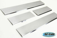Door Sill For Ford Fiesta Yr 2001-2008 Stainless Steel...