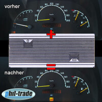 For Mercedes Tacho Multifunction Display Pixel Contact Sheet Flexband [15]