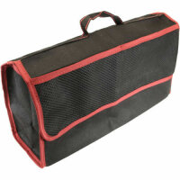 Large Boot Bag Tool Bag Red Black Touch Fastener 48 x...