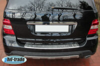Bumper Stainless Steel Chrome for Mercedes M Class, W164 Yr 2005-2011
