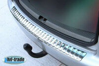 Bumper Stainless Steel Chrome for VW Touran I Type 1T1, 1T2 Yr 2003-2010