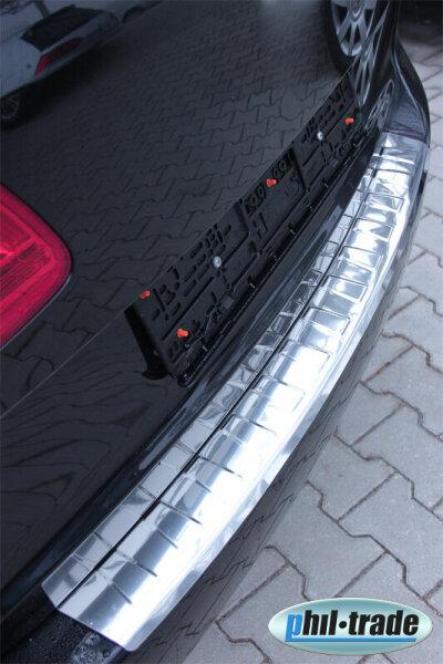 LADEKANTENSCHUTZ EDELSTAHL CHROM für VW TOURAN 2010-2015 1T3 Facelift Abkantung