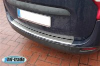 Bumper Stainless Steel Matte for Dacia Lodgy From 2012-...