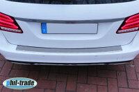 Bumper Stainless Steel Matte for Mercedes S212 E-Class Estate 2009-2016