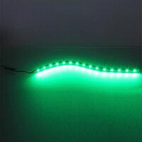 LED bar Stripe Stripes 24V Lorry Green 30cm 15 x 1210 SMD Adhesive