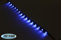 SMD LED Leiste 30cm leuchtet seitlich Strip side shine...